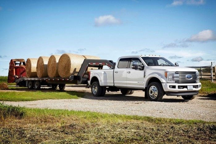 truck bed size